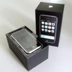 Das iPhone auspacken…
