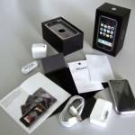 Lieferumfang des iPhones…