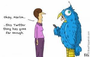 Twittern macht süchtig